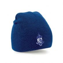 St Annes Tennis Club Beanie Hat Royal Blue - 2018